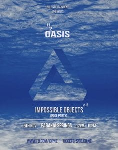 Impossible Objects Δ19 - Oasis 2 (Pool Party)
