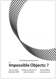 Impossible Objects 14 - ?