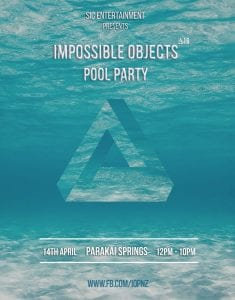 Impossible Objects Δ16 - Oasis (Pool Party)