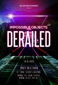 Impossible Objects 20 – Derailed