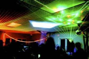 R.O.A.R. Warehouse Party