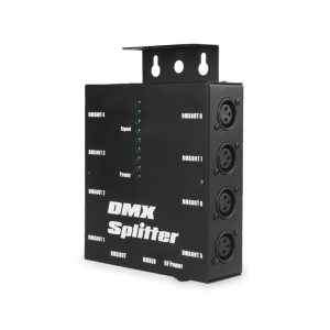 DMX512 Splitter and Amplifier 8 Channel