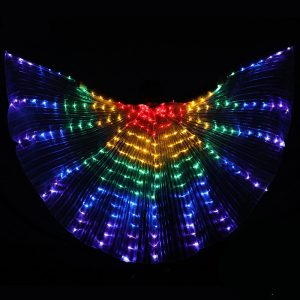 Led Wings - With Sticks & Bag (Various Options)