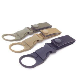 Carabiner Drink Bottle Holder Hook Clip