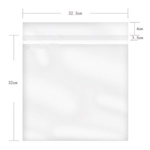 """Records Outer Protective Sleeve for 12"""" Vinyl (50pcs)"""