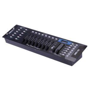 DMX Controller 192 - 12 Fixtures, 16 channels