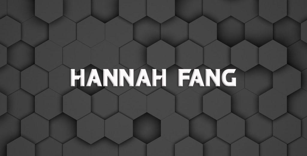 Hannah Fang