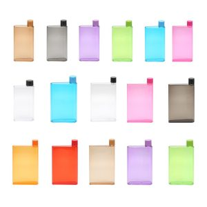 Drinks Bottle - A5/A6 Notebook Water Bottle (Various Options)