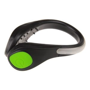 LED Glowing Shoe Clip Light (Various Options) - Green, Asia