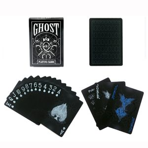 Playing Cards- Ghost, Frosted, Waterproof