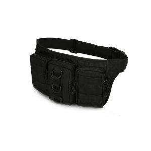 Utility Fanny Pack - 4 Pocket, Water resistant, 800D (Various Options)