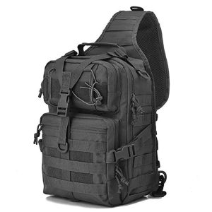 Utility Sling Backpack – 20L, Water resistant (Various Options)