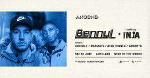 Benny L & Inja | Auckland