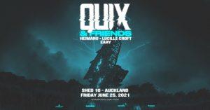 QUIX & FRIENDS ft HEIMANU + LUCILLE CROFT