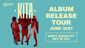 KITA Album Release Tour with Special Guest ZUKE & Dylan C - Auckland