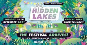Hidden Lakes Festival | 2021