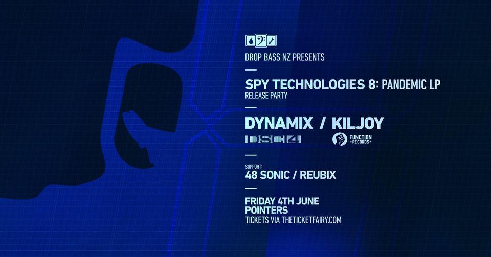 DBNZ presents Dynamix & Kiljoy