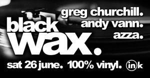 Black Wax (100% Vinyl) #22