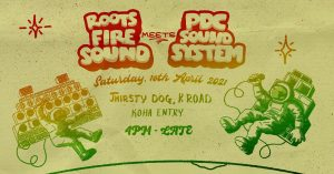 Roots Fire Sound meets PDC Sound System!