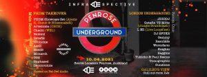 Infraspective: The Penrose Underground