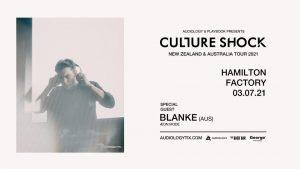 Culture Shock & Blanke   Hamilton