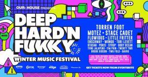DEEP HARD 'N FUNKY Winter Music Festival 2021
