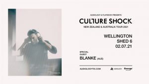 Culture Shock & Blanke | Wellington