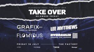 GRAFIX (UK) - Back Bar Takeover