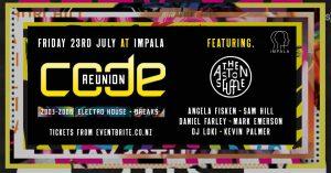 Code Reunion 2021 ft. The Aston Shuffle & Angela Fisken | 2003-2008