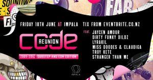 Code Reunion 2021 - Dubstep/EDM/Trap/Fidget | 2009-2014