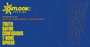Outlook Launch CHCH - TRUTH / SAFIRE / CONFUSIOUS