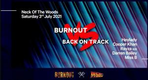 Burnout Vs Back On Track