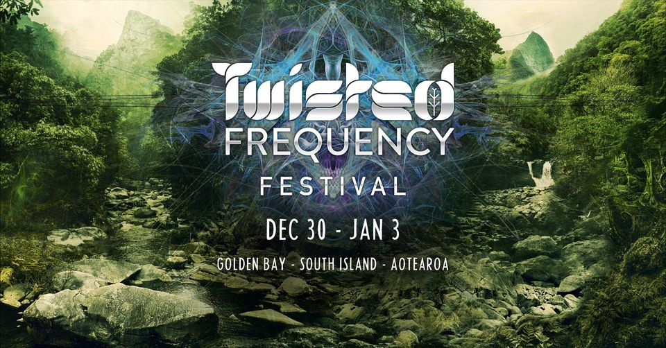 Twisted Frequency Festival 2022