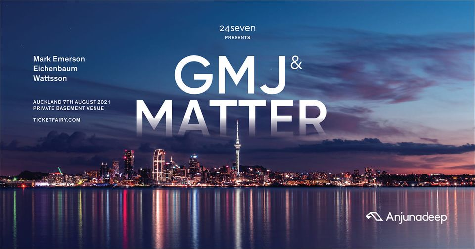 GMJ & Matter - Anjunadeep
